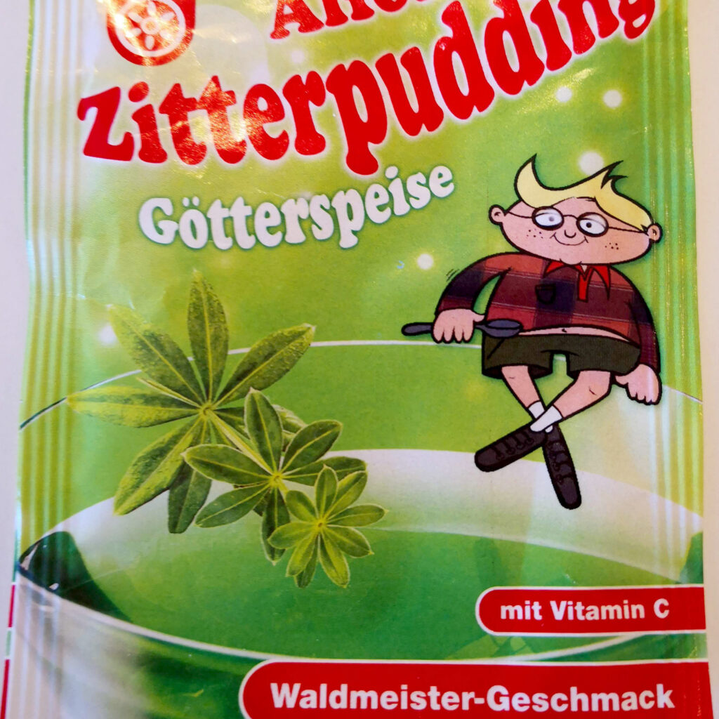 Alfons Zitterbacke Götterspeisepulver