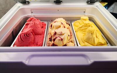 Prinza-Eisdiele für daham – Unser Eis für eure Feier