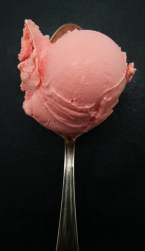 Wassermelone vegan